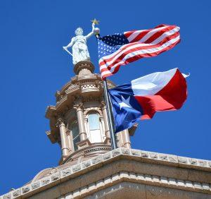 Capitol Building, Austin-Texas